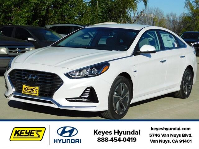 Keyes Hyundai Van Nuys >> New 2019 Hyundai Sonata Plug In Hybrid For Sale At Keyes Hyundai