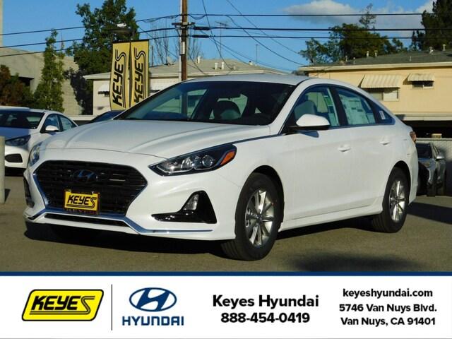 Keyes Hyundai Van Nuys >> New 2019 Hyundai Sonata For Sale At Keyes Hyundai Vin