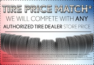 Tire Price Match - February 2021