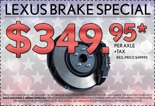 OEM Brake Special - May 2021