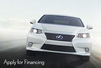 Lexus Payment Estimator