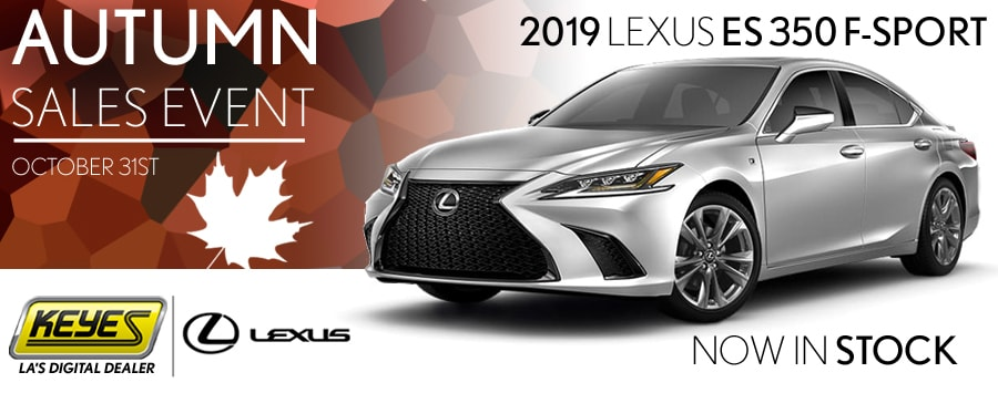 Click Here To Learn More About The Autumn Sales Event Now Through July  31st, 2018