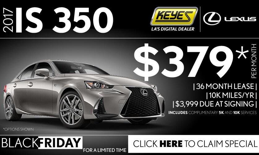 Keyes Lexus | New Lexus dealership in Van Nuys, CA 91401