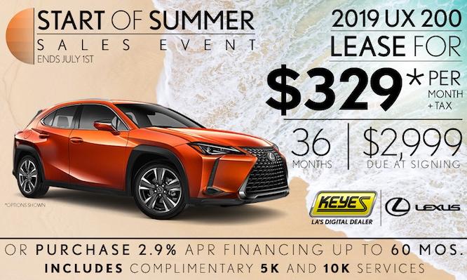 Suv Lease Specials >> New Lexus Lease Specials Lexus Lease Specials Los Angeles