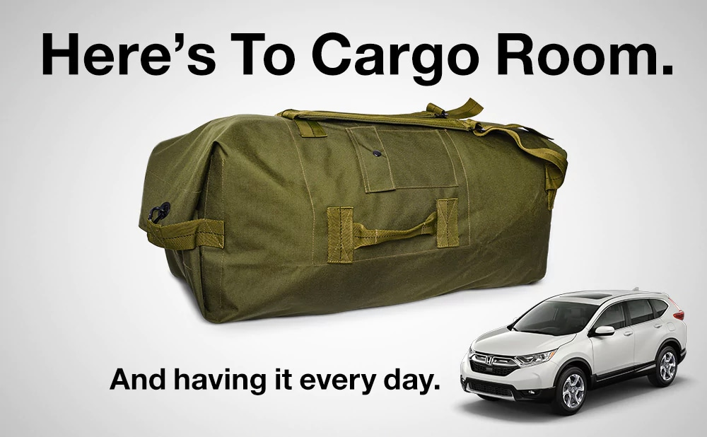 Here's to Cargo Room Image