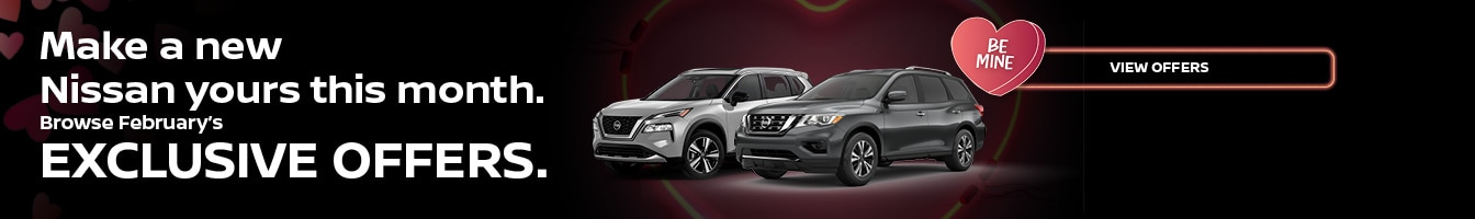 New Vehicle Exclusive Offers at Key Nissan of Lebanon