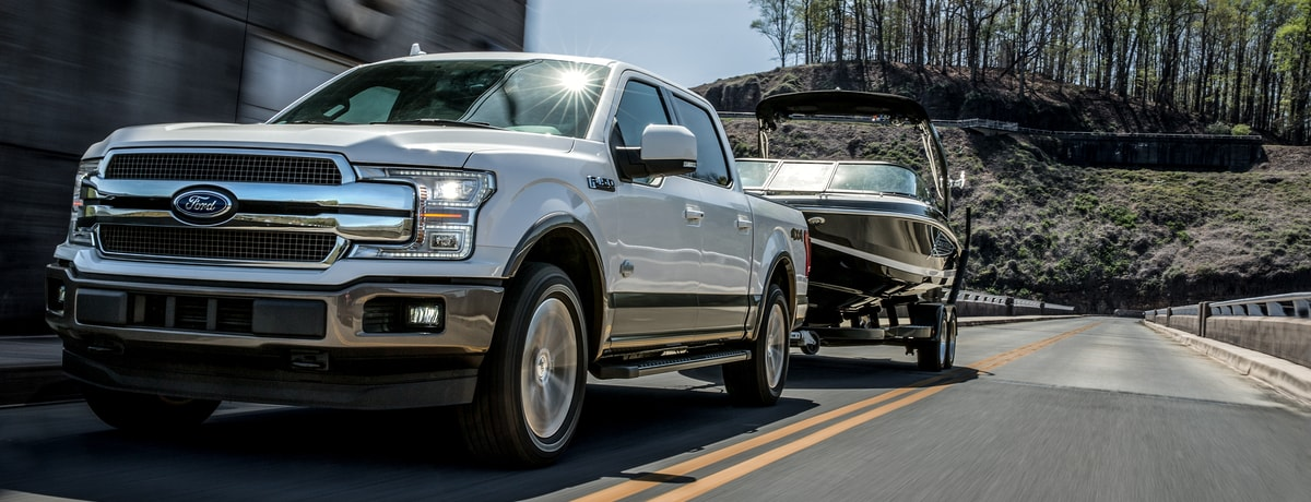 2019 Ford F-150 King Ranch Super Crew Truck