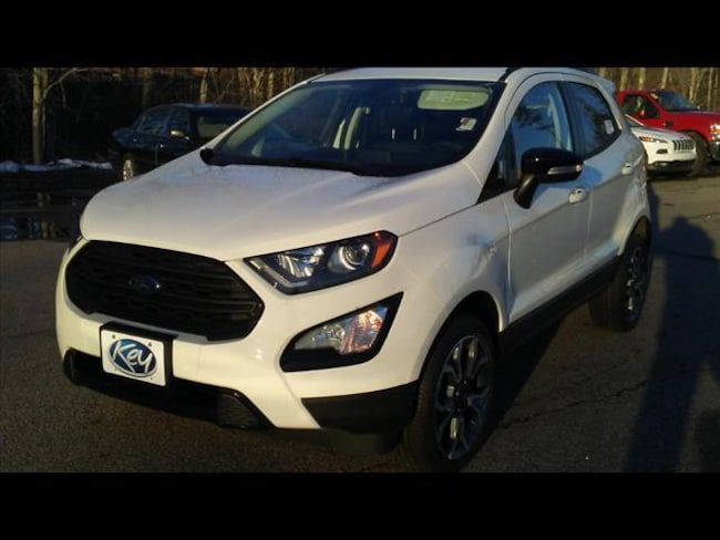 New 2019 Ford EcoSport SES SUV For Sale/Lease Salem, NH