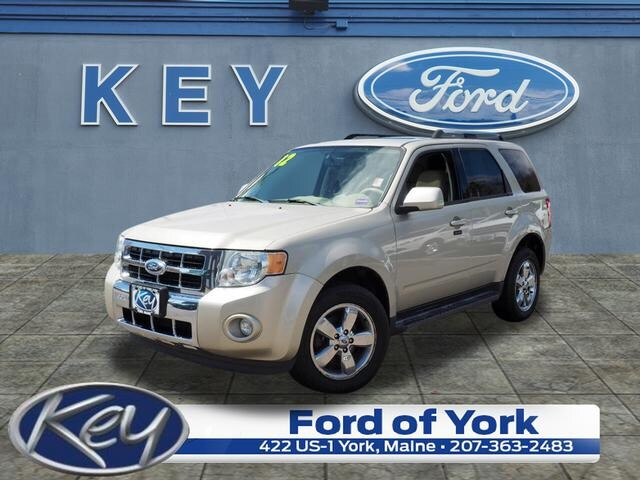 2012 Ford Escape Limited AWD Limited  SUV