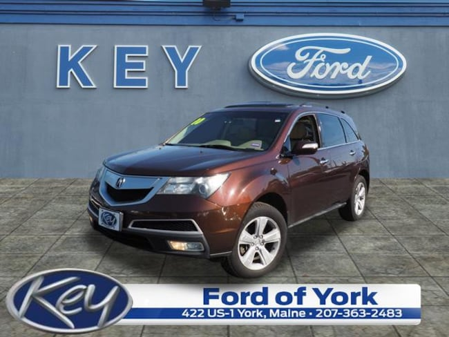 2010 Acura MDX SH-AWD w/Tech SH-AWD  SUV w/Technology Package