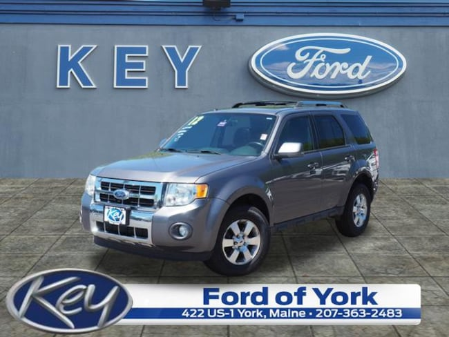 2012 Ford Escape Limited Limited  SUV