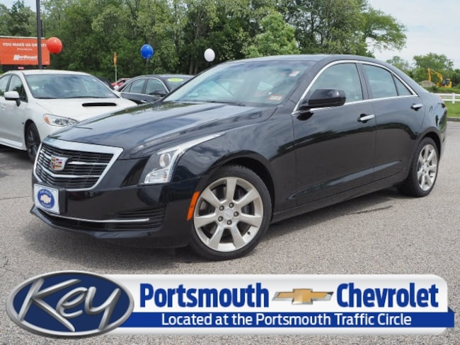 Key Auto Group >> Used 2016 Cadillac Ats For Sale At Key Auto Group Vin