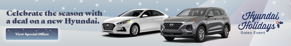 New Vehicle Special Offers at Key Hyundai of Salem