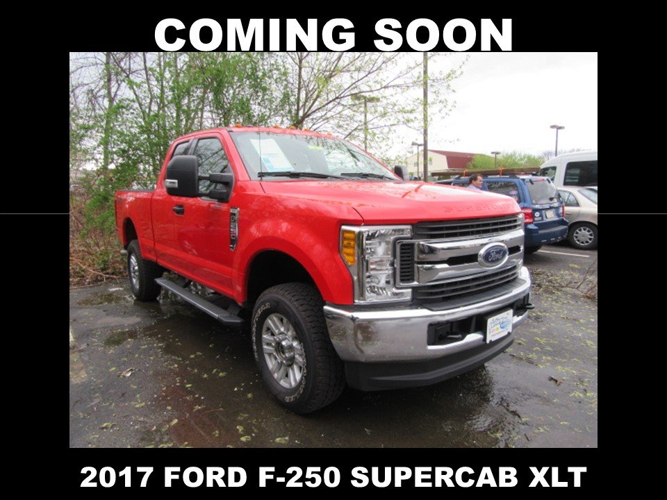 2017 Ford F-250 Extended Cab Truck