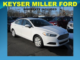 2013 Ford Fusion S Sedan for Sale in Collegeville PA