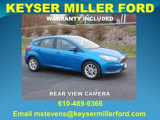 2017 Ford Focus SE Hatchback for Sale in Collegeville PA