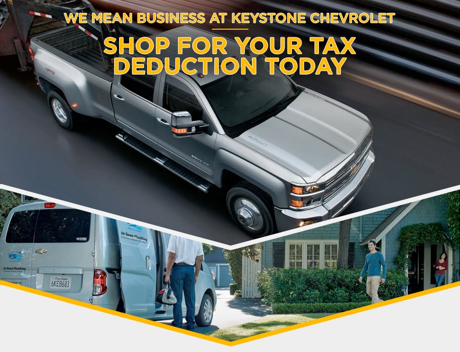 Keystone Chevrolet Commercial Vehicle Sale