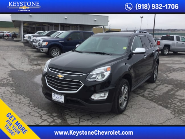 used 2017 chevrolet equinox for sale sand springs ok