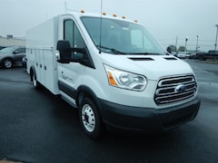 2018 Ford Transit-350 Cab Chassis w/10,360 lb. Gvwr Truck
