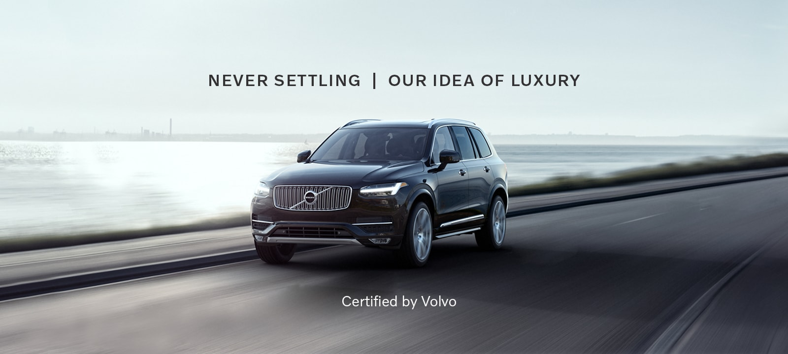 Why Buy Certified Pre-Owned Volvo? header