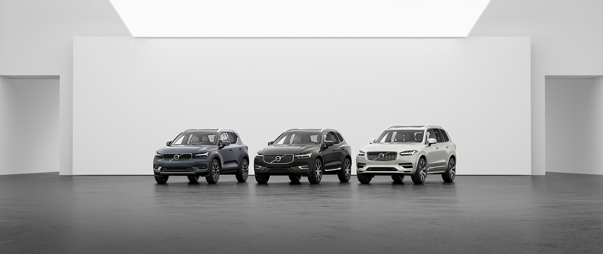 WHICH VOLVO SUV IS RIGHT FOR ME?