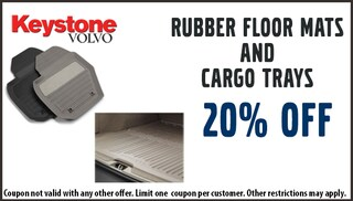 Rubber Floor Mats and Cargo Trays