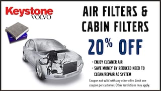 20% OFF Air Filters & Cabin Filters