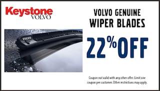 22% off Wiper Blades