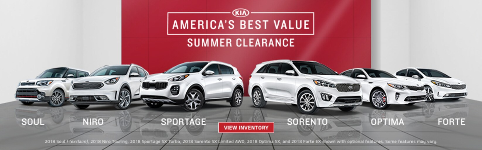 New 2018-2019 & Used Kia Dealership in Johnstown, PA