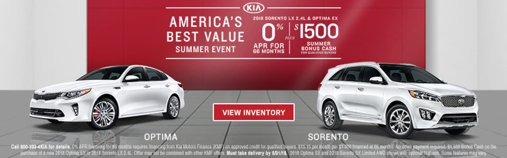 New 2018-2019 & Used Kia Dealership in Johnstown, PA