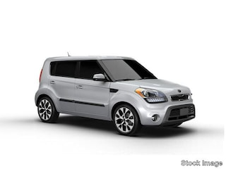 2013 Kia Soul Base Crossover 6A