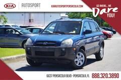 2005 Hyundai Tucson LX LX FWD 2.7L V6 Auto