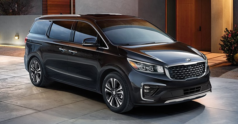 New 2019 Sedona Hendrick Kia of Concord