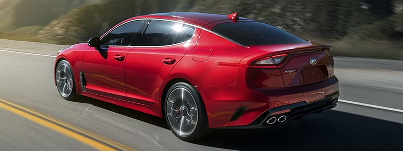 2019 Kia Stinger Concord North Carolina