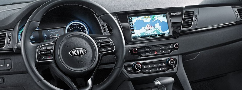 New 2019 Kia Niro Concord North Carolina