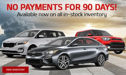 No Payments for 90 Day!