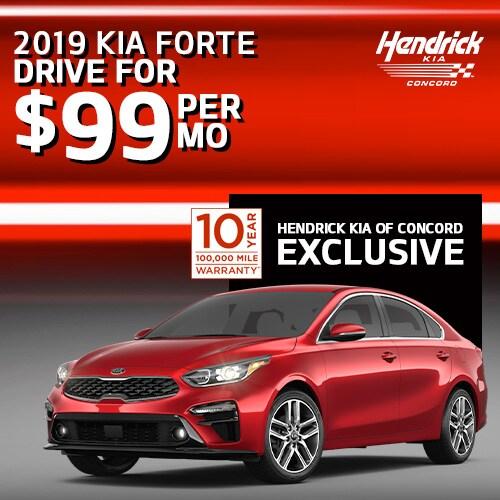 2019 KIA Forte Lease
