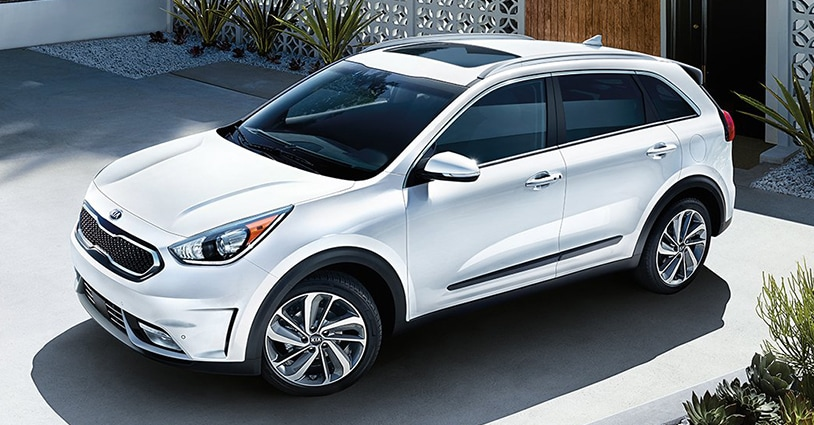 New 2019 Niro Hendrick Kia of Concord