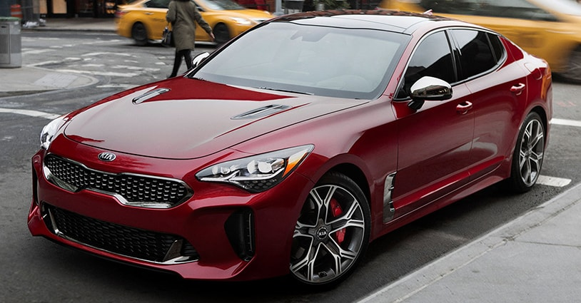 New 2019 Stinger Hendrick Kia of Concord