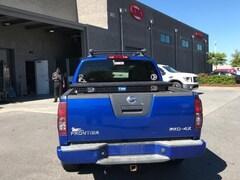 2012 Nissan Frontier PRO-4X Crew Cab 4x4 (A5) Truck Crew Cab