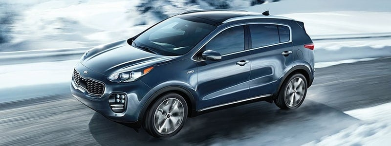 New 2019 Sportage Charlotte North Carolina