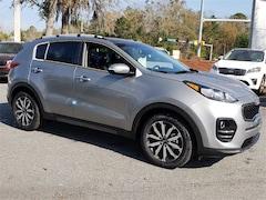 New 2019 Kia Sportage EX SUV in Savannah, GA