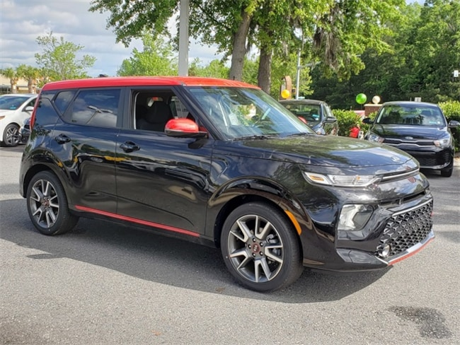 New 2020 Kia Soul GT-Line 2.0L Hatchback for sale in Savannah GA