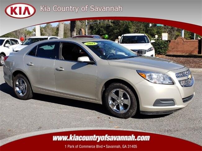 2013 Chevrolet Malibu 1LT Sedan Savannah GA