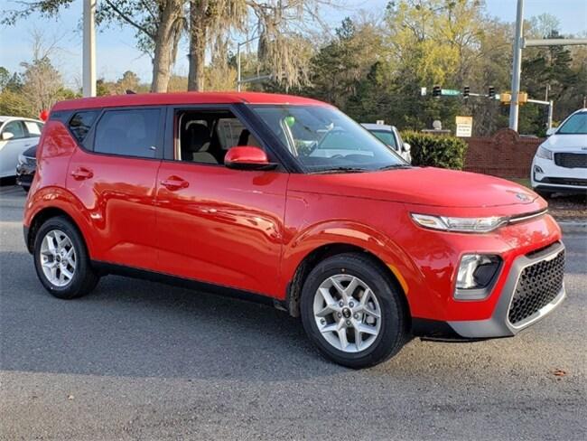 New 2020 Kia Soul S Hatchback for sale in Savannah GA