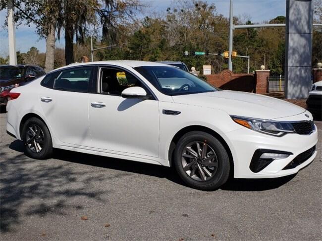 New 2019 Kia Optima LX Sedan for sale in Savannah GA