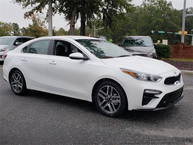 New 2019 Kia Forte EX Sedan for sale in Savannah GA