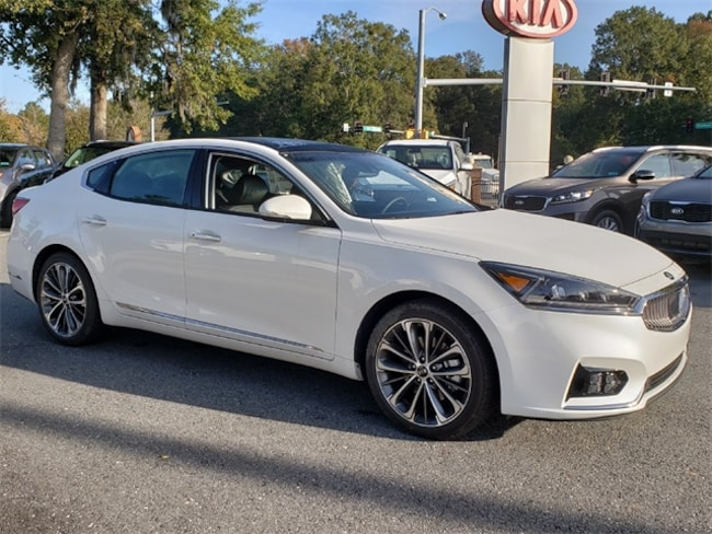 New 2019 Kia Cadenza Technology Sedan for sale in Savannah GA