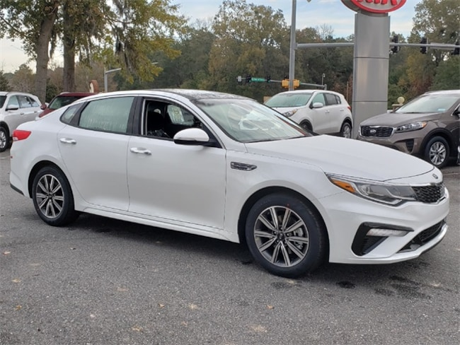 New 2019 Kia Optima LX Sedan for sale in Savannah GA