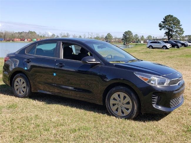 New 2019 Kia Rio LX Sedan for sale in Savannah GA